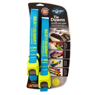 Sea to Summit Tie Down Straps with silicone cam cover – 3
