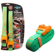 Sea to Summit Tie Down Straps with silicone cam cover 4