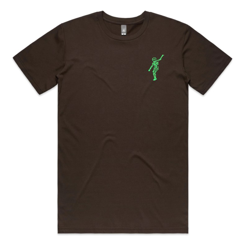 front brown tgreen